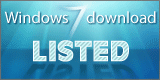 Listed at Windows7Download.com